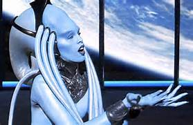 The movie  The Fifth Element   directed by Luc Besson  Seen here      The Fifth Element Aliens
