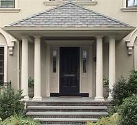pictures of front doors Home Entrance Door: Black Front Door