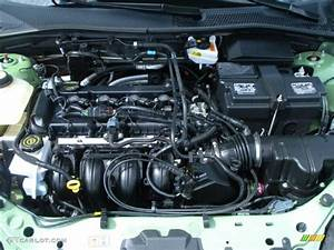 2007 Ford Focus Zx3 Ses Coupe Engine Photos