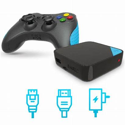Box Console Gem Gaming Android Games Serious