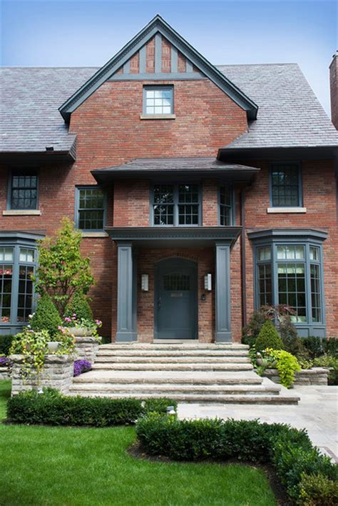 front entrances traditional exterior toronto by