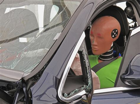 New Crash Test Dummy To Gain Pounds To Reflect Fatalities