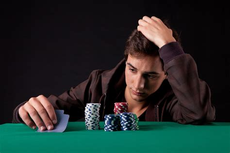luck my for addictions image gallery sad gambler