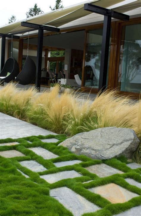 grasses landscaping how to landscape without overdoing it