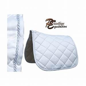 tapis dressage palm beach blanc sellerie horseway With tapis dressage blanc