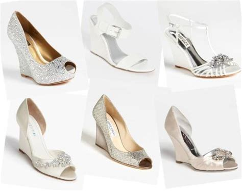 5 tips on choosing wedding shoes for outdoor wedding