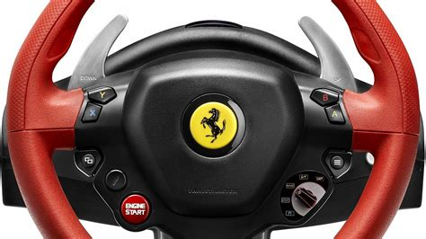 Enjoy the videi thank you for. Super Car: Thrustmaster Ferrari 458 Spider Racing Wheel And Pedals Xbox One