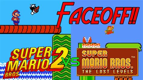 Which Is The Better Super Mario Bros 2 Video Game