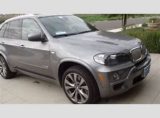 2011 BMW X5 48 MSport Walkaround YouTube