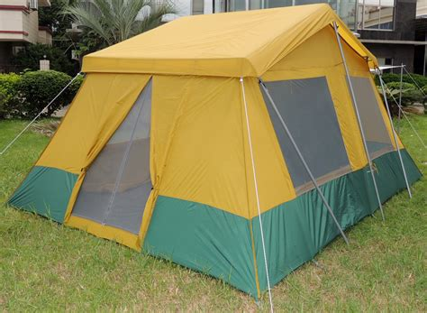 cabin tents for two room cabin tent 10 x 14 two 10 x7 cabins rugged