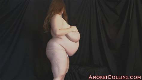 Very Hot Bbw Anorei Collins Undresses And Dances On Stage