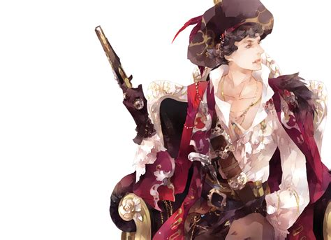 Anime Pirate Wallpaper - pirate sherlock wallpaper by mlcamaro on deviantart