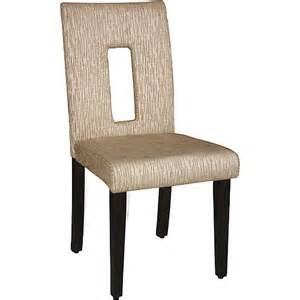 keyhole parsons chair furniture walmart com