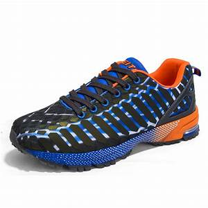 2016 men brand temperament breathable running shoes ...