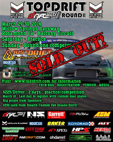 march 2018 everythingdrift com for all your drifting needs pro am everythingdrift com for all your drifting needs