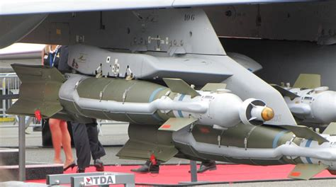 Raytheon Awarded $32 Million to Supply Paveway II Guided