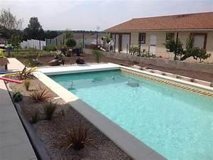 Piscine Liner Blanc : liner sable piscine liner piscine noir paris cu0027est une piscine en bton habille du0027un ~ Preciouscoupons.com Idées de Décoration