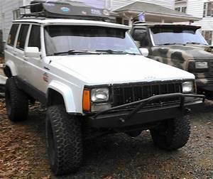 Elite Prerunner Front Bumper-jeep Cherokee Xj  Comanche  84-01