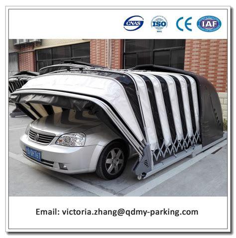 solar powered retractable car garageportable garage carport shelter car canopyportable car