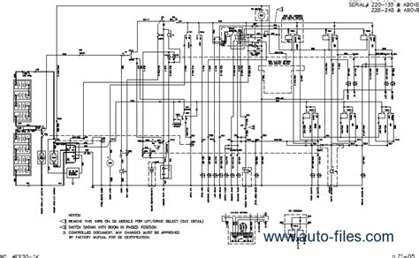 Ud Truck Diagram Wiring by Forklift Wiring Diagram Wiring Diagram Fuse Box