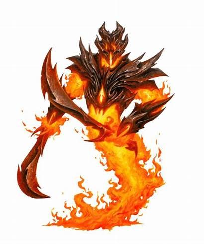 Elemental Fire 5e Dnd Pathfinder 2e Fantasy