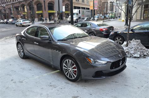 2014 Maserati Ghibli Q4 Price by 2014 Maserati Ghibli Sq4 S Q4 Stock M223 For Sale Near