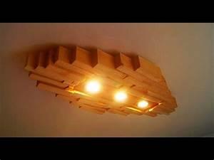 Lampe Dimmbar Machen : designer lampe modern style selber machen youtube ~ Markanthonyermac.com Haus und Dekorationen