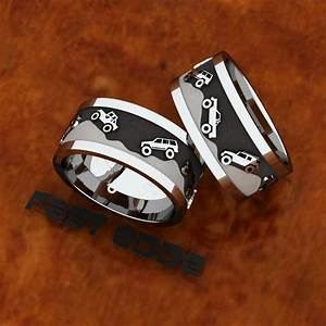 jeep ring wow my man would love this jewelry pinterest With off road wedding rings