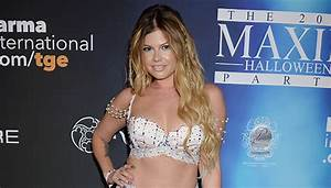 Maxim Halloween Party Chanel West Coast More Stars Get