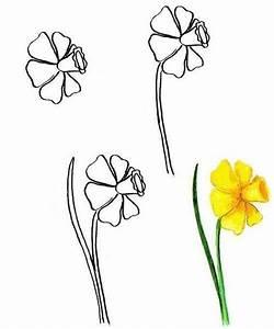 Schöne Muster Zum Selber Malen : auf diese seite k nnen sie blumen malen lernen es ist ganz einfach und mit hilfe diese sch ne ~ Orissabook.com Haus und Dekorationen