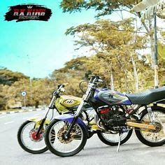 Inspirasi Semi Modif Rx King by 18 Gambar Hasil Modifikasi Yamaha Rx King Terbaru Motor