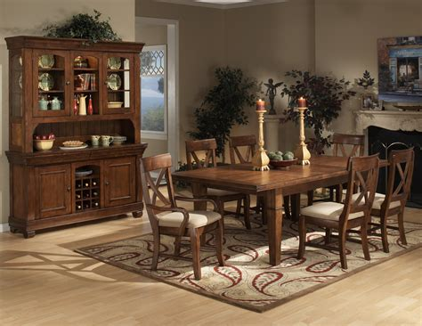 the verona italian rustic dining room collection