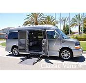 New Conversion Vans Gallery Ford GMC Chevy