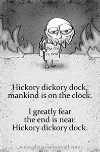 Dark Stories Behind Nursery Rhymes by Dark Nursery Rhymes Hickory Dickory Dock Random Issssh