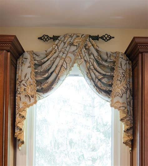 beautiful single window treatment ideas best 25 unique