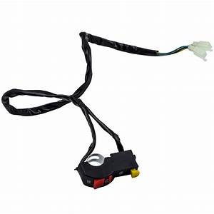 Cdi Wire Wiring Harness Assembly Kit Electric Start For 50