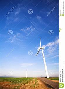 Eco Friendly Windpower Royalty Free Stock Photos - Image ...