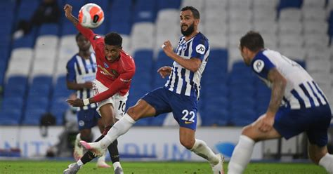 What TV channel is Brighton vs Manchester United on? Live ...