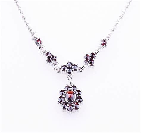 Náhrdelník Granát Turnov 17011645002 | Bohemia Crystal ...
