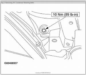 2002 Mercury Sable Radiator  How To Remove Radiator 2002