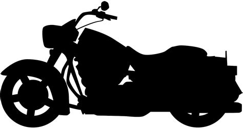 Kleurplaat Harley Davidson by Harley Davidson Silhouette Free Vector Silhouettes