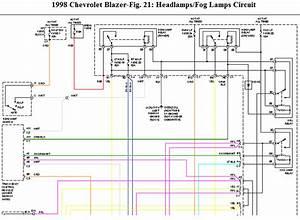 1989 Chevy Headlight Wiring Diagram