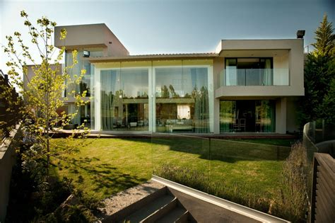 world  architecture compromising modern home  mexico casa lc mexico city