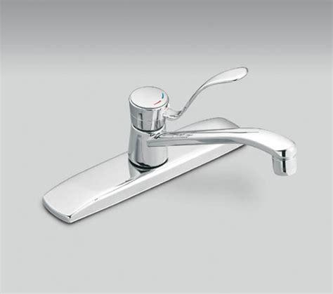 replacing single handle kitchen faucet moen single handle faucet repair faucets reviews