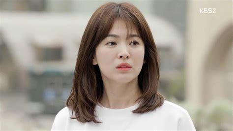 Song Hye Kyo Hairstyle by Song Hye Kyo Hairstyle From Dots Haircuts Di 2019 Song