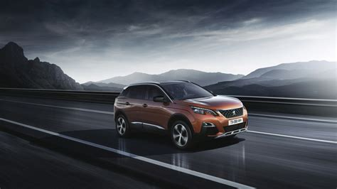 Peugeot 3008 4k Wallpapers by 2017 Peugeot 3008 Officially Debuts As Compact Crossover