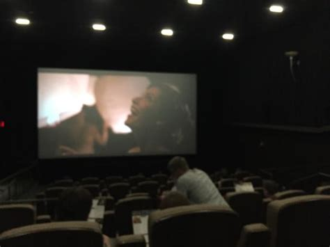 Inside the theater before the movie - Picture of Carmike ...
