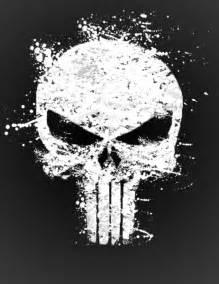 Punisher Skull Splatter