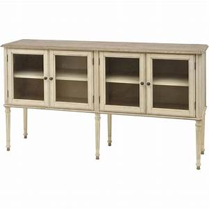 Sideboard Retro Look : buy french vintage style cream large sideboard from fusion living ~ Markanthonyermac.com Haus und Dekorationen