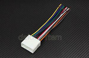 New Car Stereo Wire Wiring Harness Plugs For Subaru